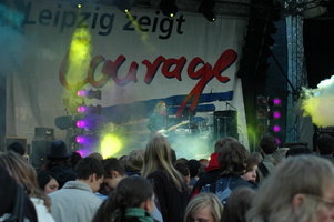 Leipzig Courage Konzert 2006